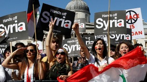 HandsoffSyria