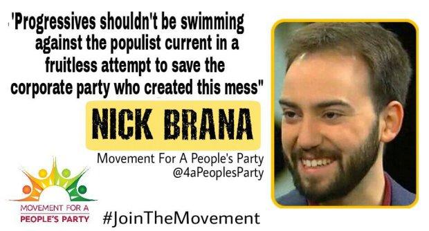 Nick Brana MPP