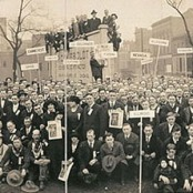 Delegates to the November 1919 founding convention of the Labor Party