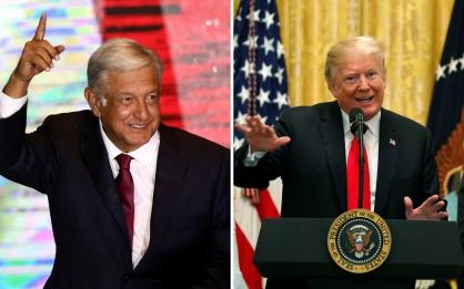 amlo and trump