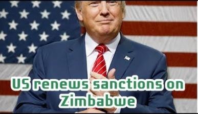 trump and Zimbabwe