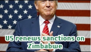 trump and Zimbabwe