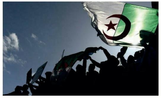 Algeria COSI 1