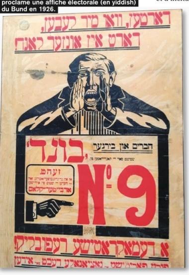 Bund 1926 poster