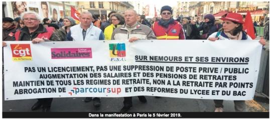 Paris feb 2019