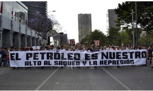 Mexico el petroleo es nuestro