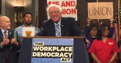 Bernie Workplace Democracy Act