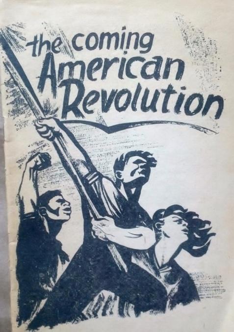 Fin Coming American Revolution