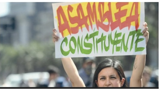 Chile 2 Asamblea Constituyente