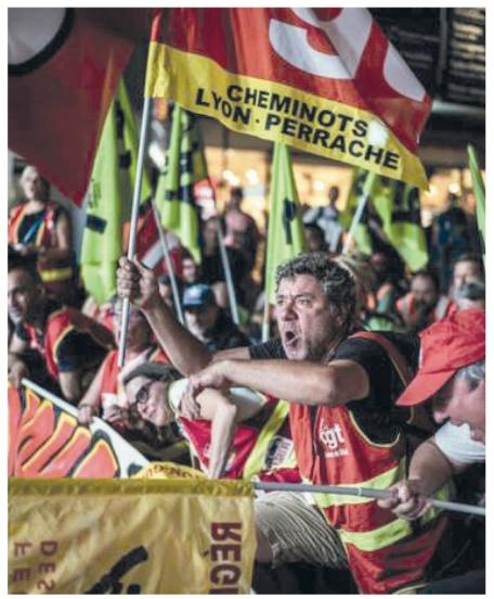 TT France Cheminots