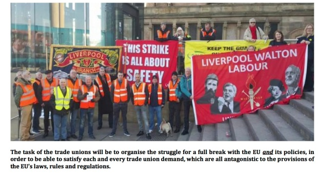 UK Liverpool Workers