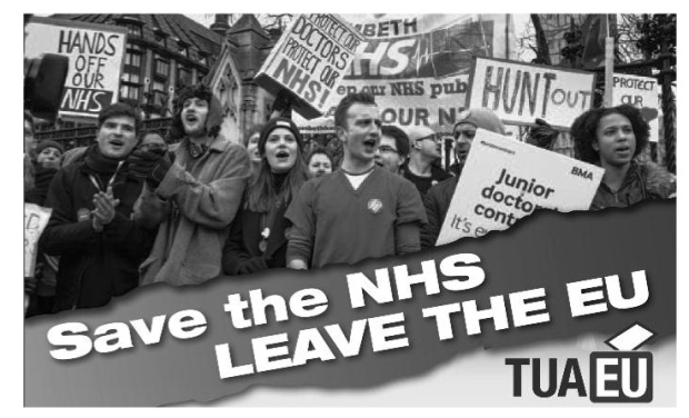 UK Save the NHS