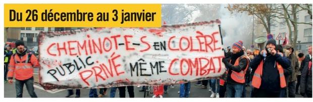 France cheminots en colere