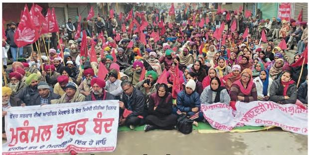 India jan 8 general strike