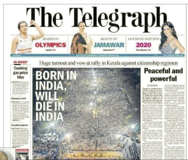 India The Telegraph