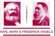 class marx and engels