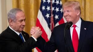 finfin netanyahu and trump