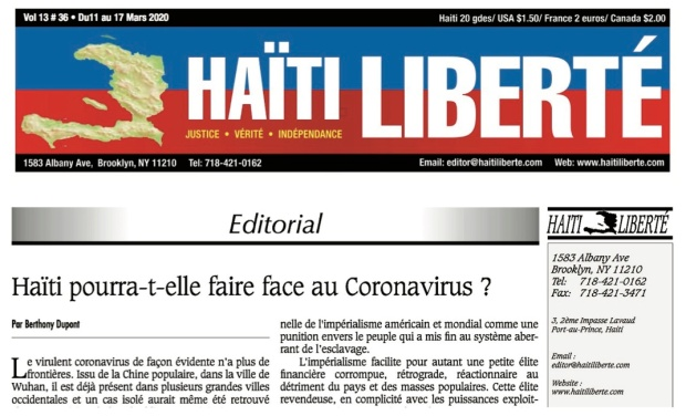 Haiti liberte final collage