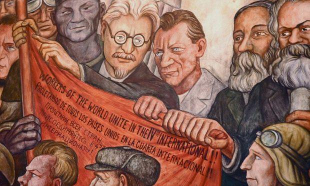 Rivera Trotsky Mural copy